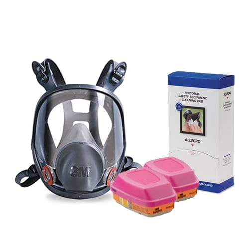 3M600P SMART Respirator Package